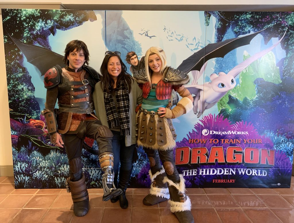 How To Train Your Dragon: The Hidden Dragon Press Junket