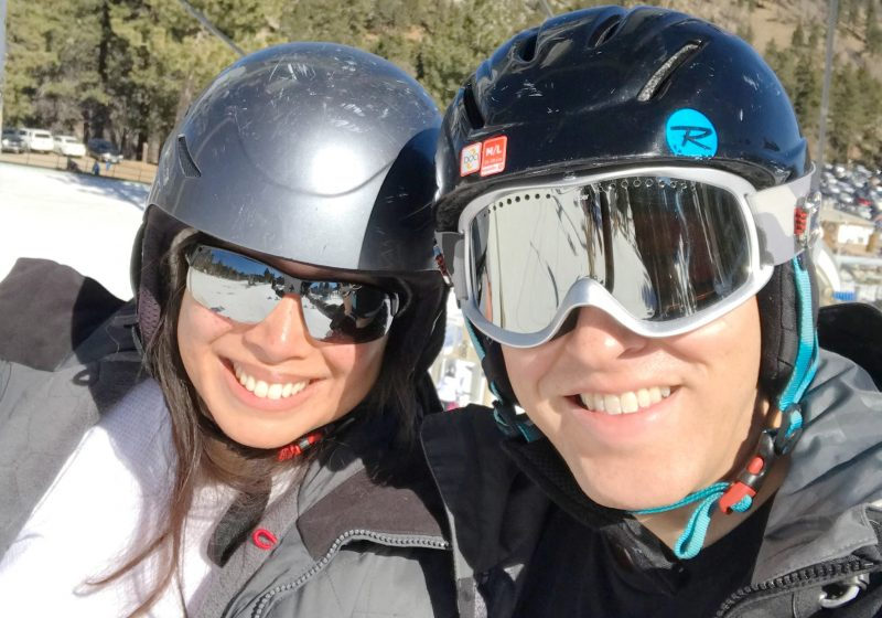 Date Your Spouse: Mountain High Resort Visit