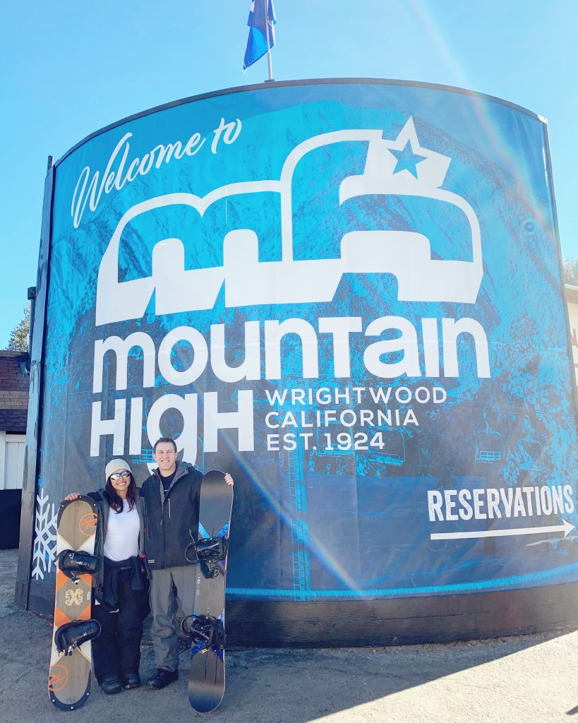 Date Your Spouse at Mountain High