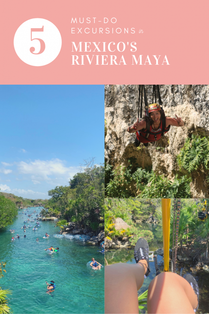 Must-do excursions in Riviera Maya