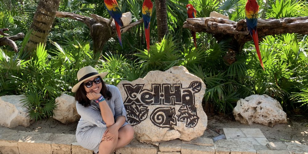 Xel-Ha park