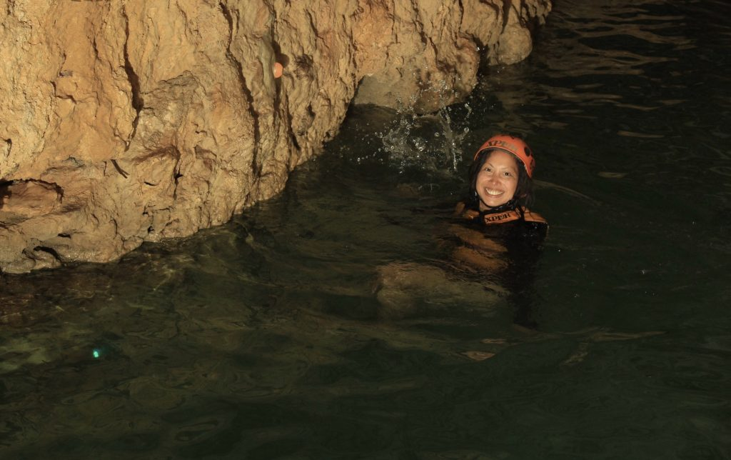 Underground River at Xplor