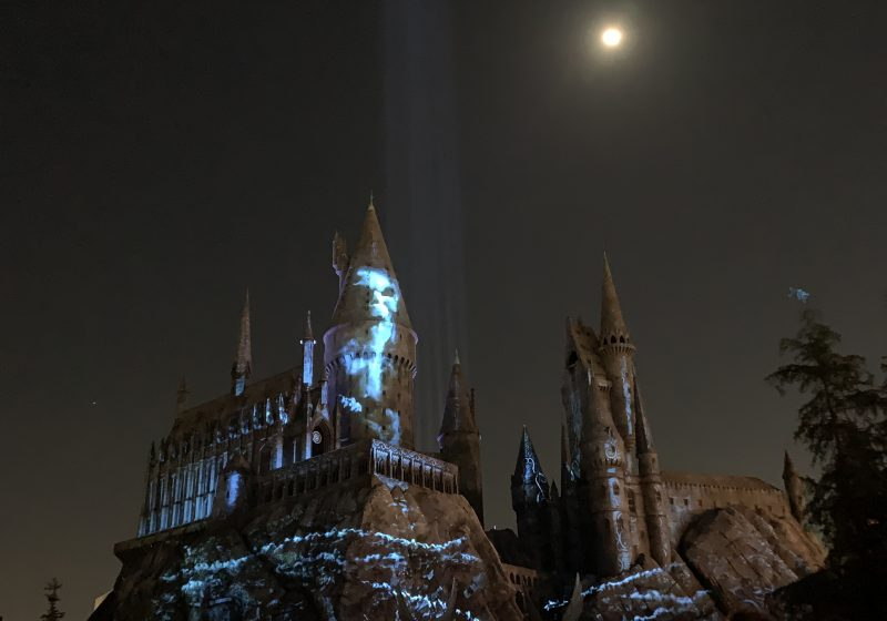 Universal Studios Hollywood: The Dark Arts at Hogwarts Castle