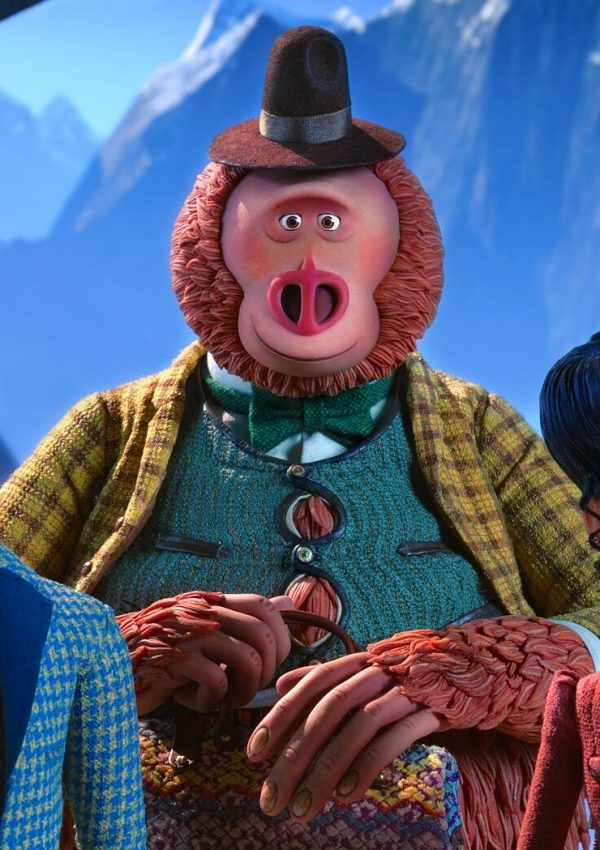 Missing Link, LAIKA's New Stop-Motion Animated Film