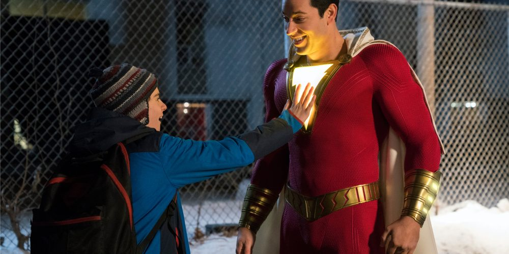 Shazam! Mom Movie Review