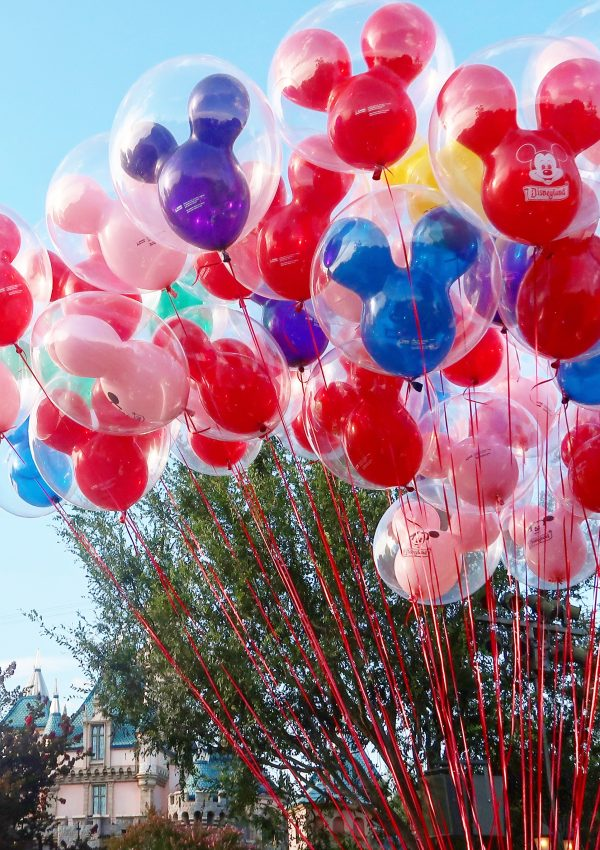 Magical Ways to Celebrate a Birthday at Disneyland