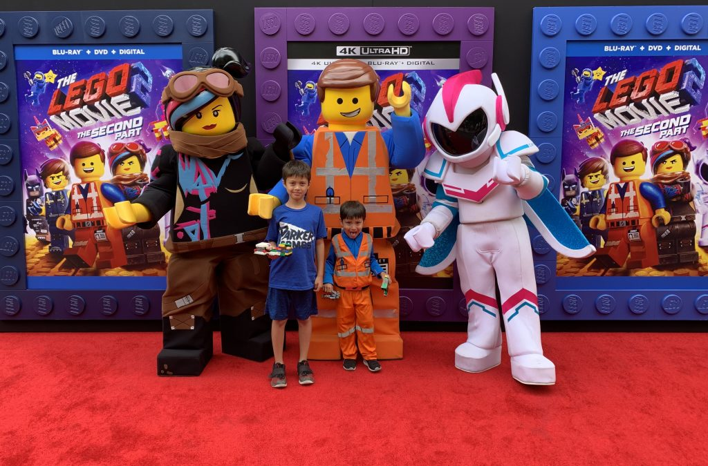 Own The LEGO Movie 2: The Second Part on DVD