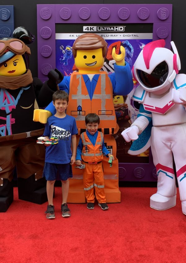 OWN The LEGO Movie 2: The Second Part