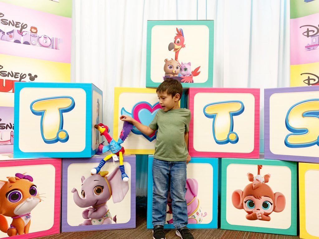 Disney Junior TOTS