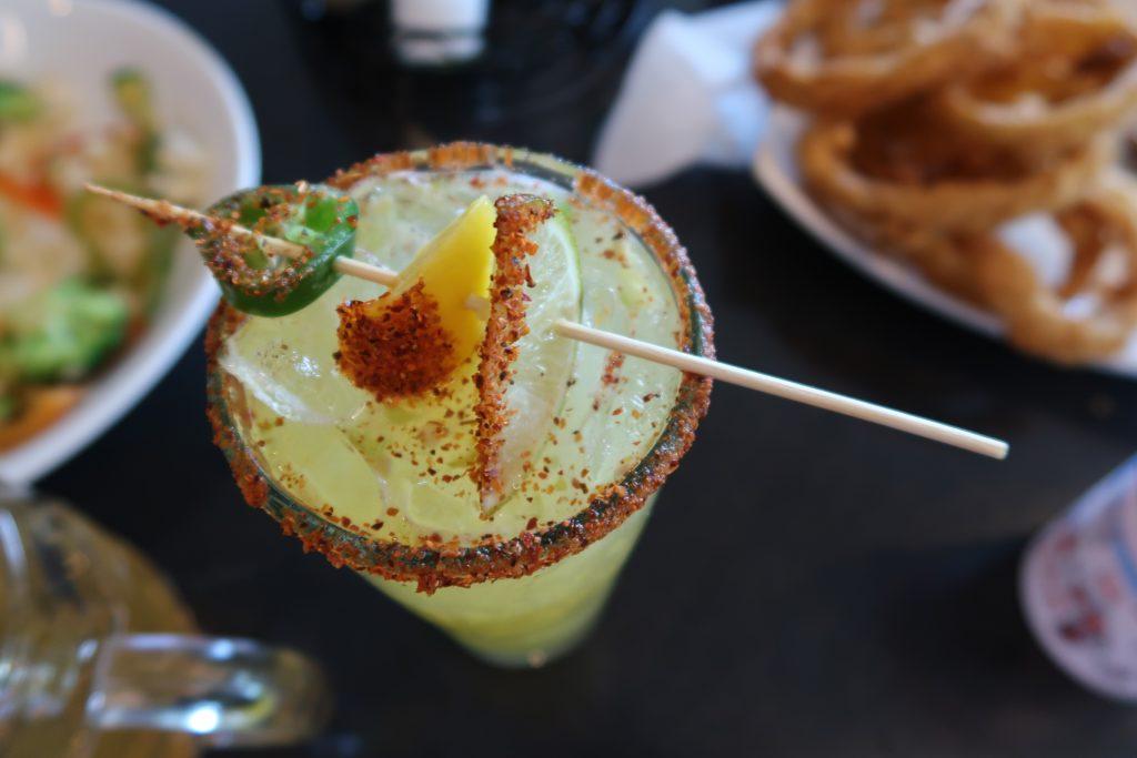 Cocktails at Splitsville Anaheim