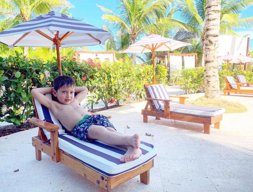 Riviera Maya with kids