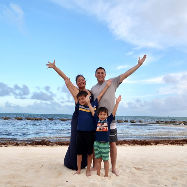 Family Trip to Riviera Maya