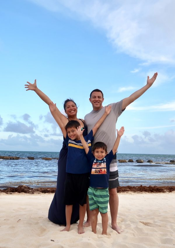 Traveling to Riviera Maya with Kids