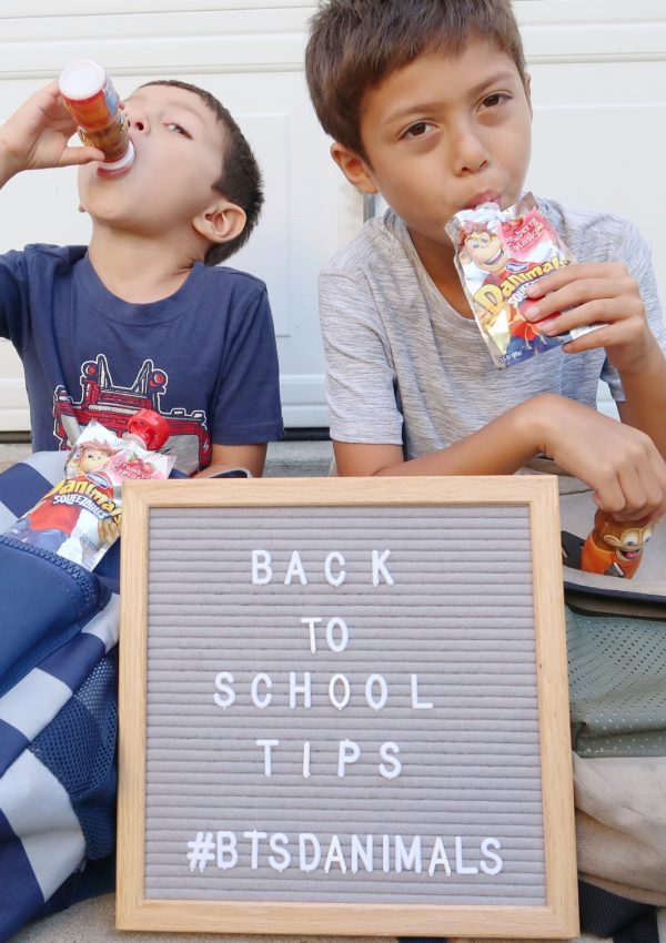 Back-to-School Tips to Fuel Your Child's Independence