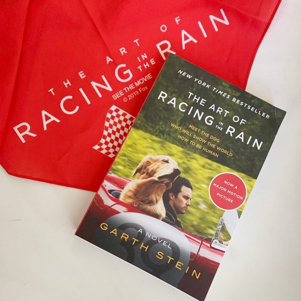 ART OF RACING IN THE RAIN GIVEAWAY