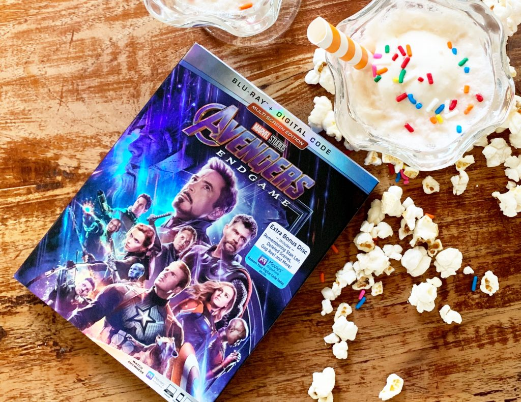 Avengers Endgame Home Release