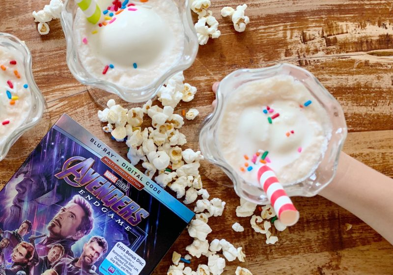 Avengers: Endgame Movie Night {GIVEAWAY}