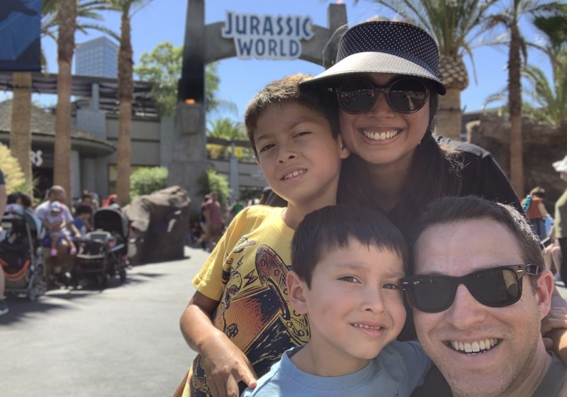 Family Guide to Jurassic World The Ride