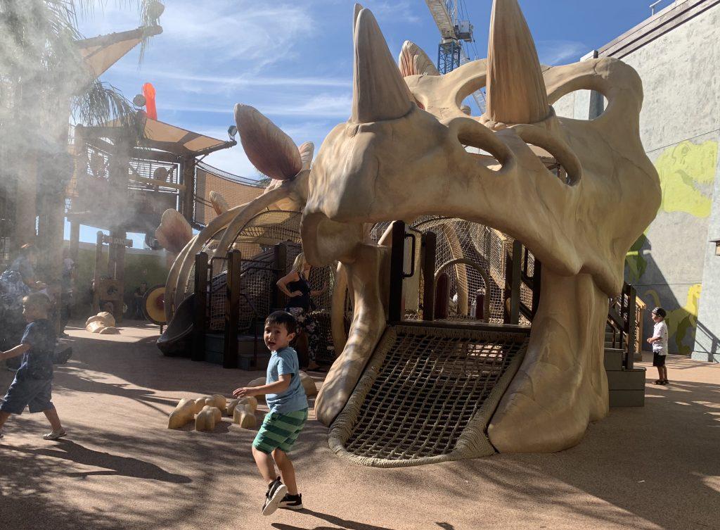 Universal Studios Hollywood Dino Play