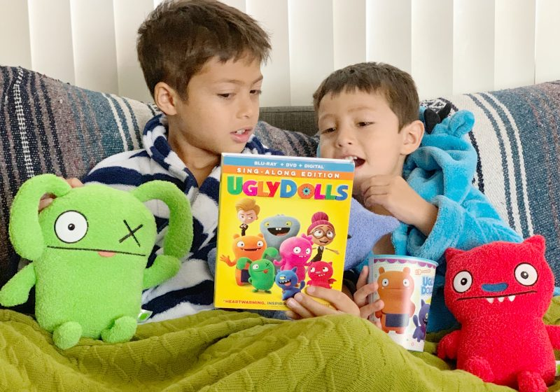 UglyDolls Movie Night plus GIVEAWAY