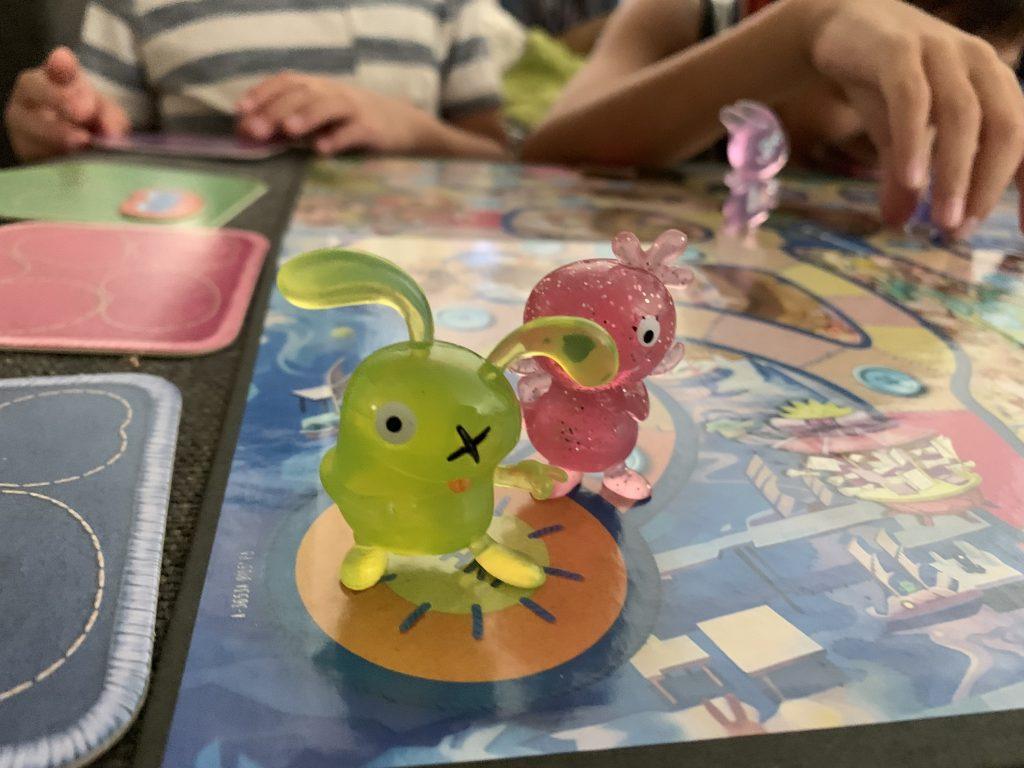UglyDolls Board Game