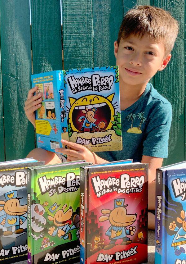 Hombre Perro: Book Series Giveaway