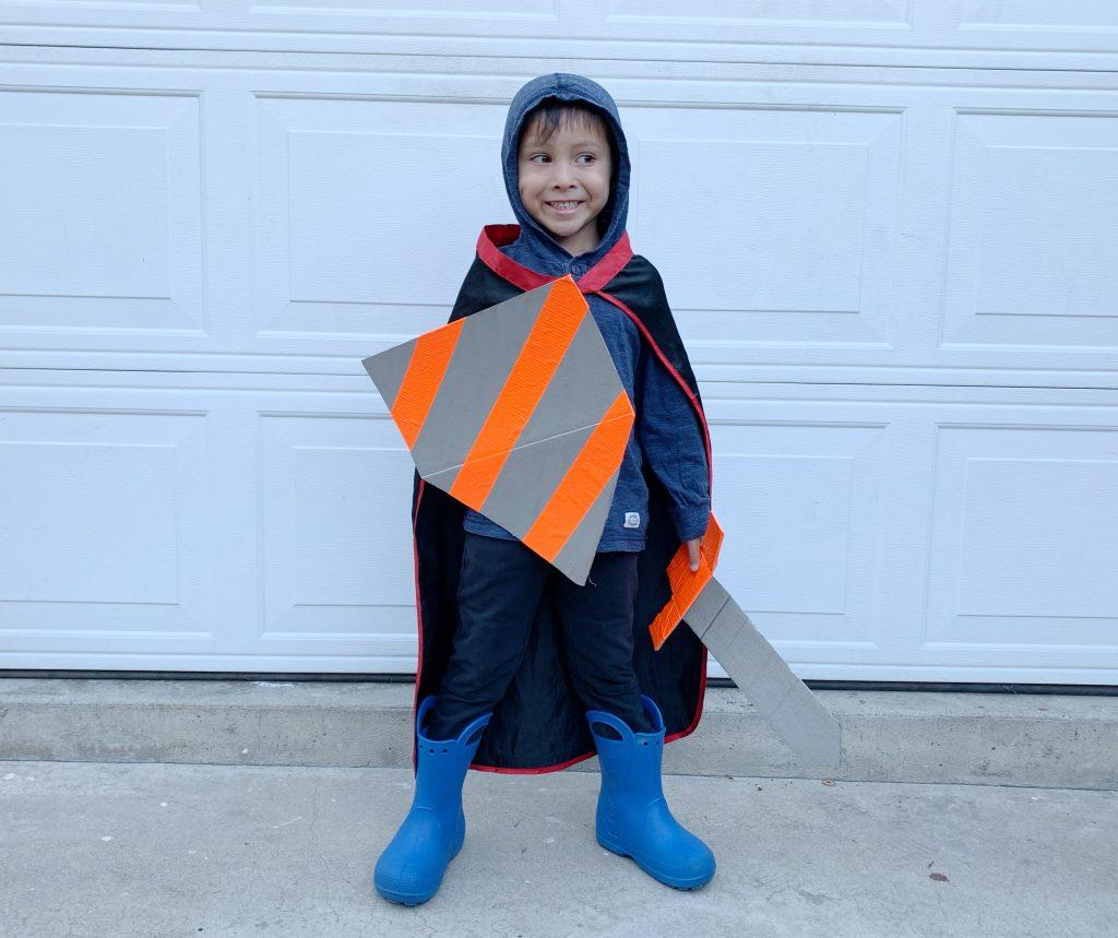 Boxtumes Knight Costume
