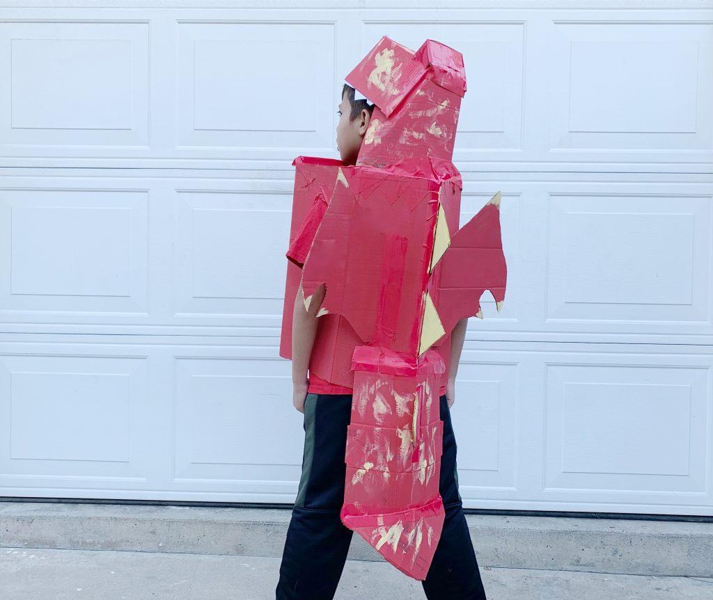 boxtume dragon costume