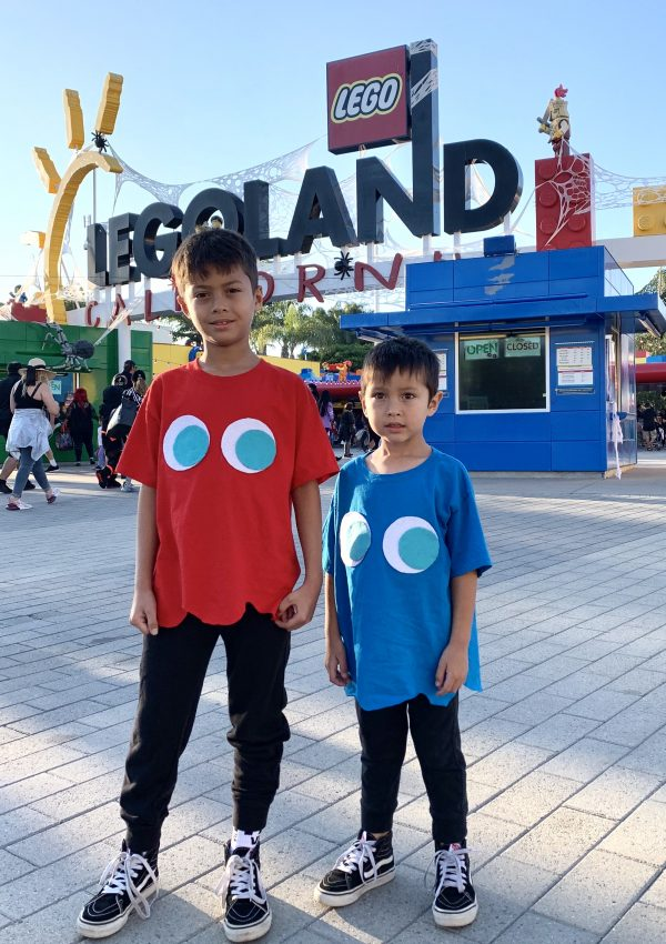 Brick or Treat 2019 at LEGOLAND CA