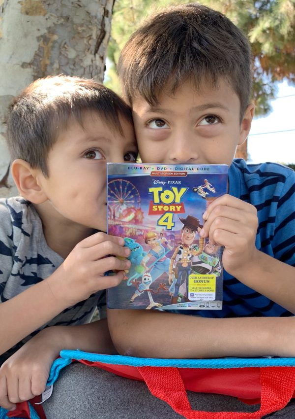 Win Toy Story 4 on Digital & Blu-Ray