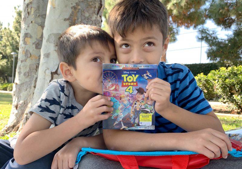 Win Toy Story 4 on Digital & Blu-Ray