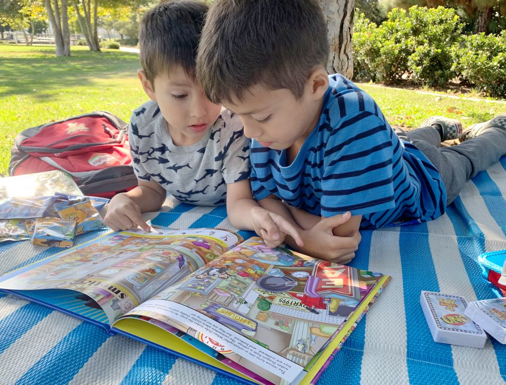 Toy Story 4 activities