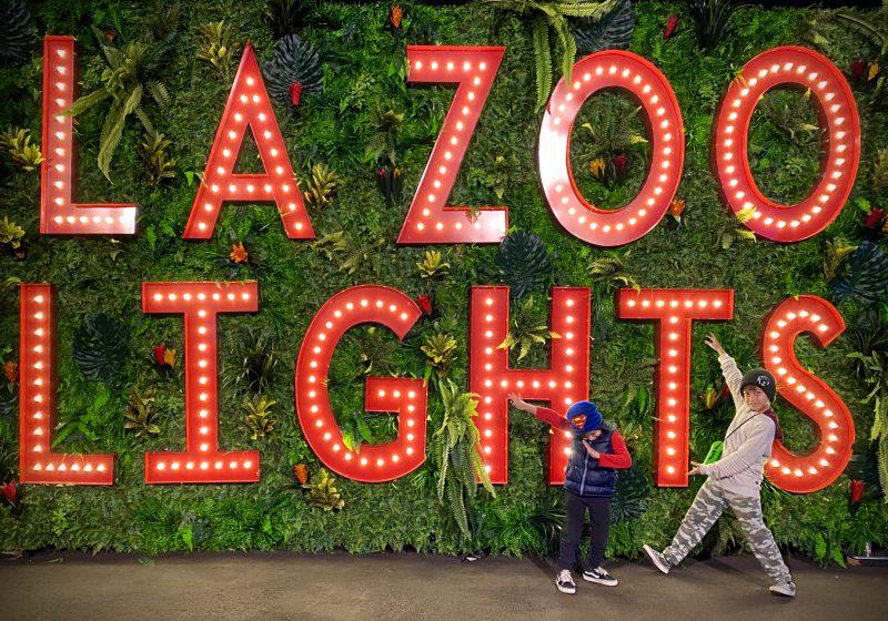 L.A. Zoo Lights 2019 GIVEAWAY