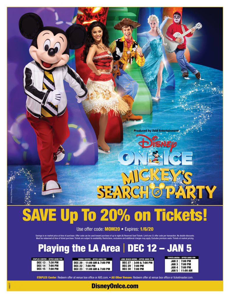Disney on Ice Discount Code