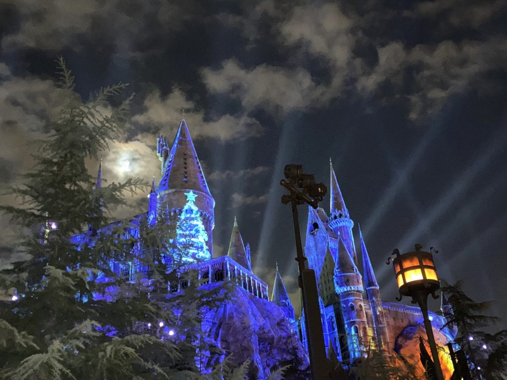 """The Magic of Christmas at Hogwarts™ Castle"""