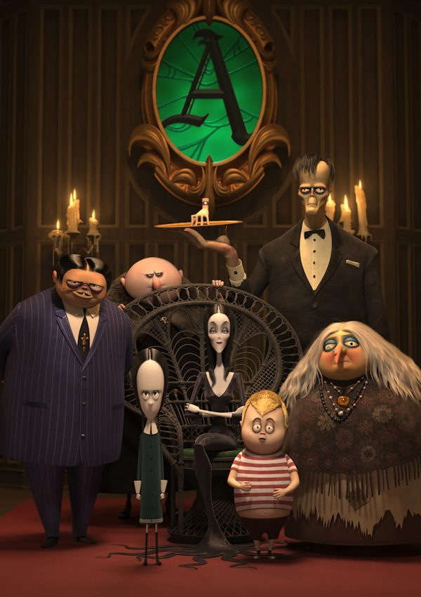 The Addams Family: Available to Own
