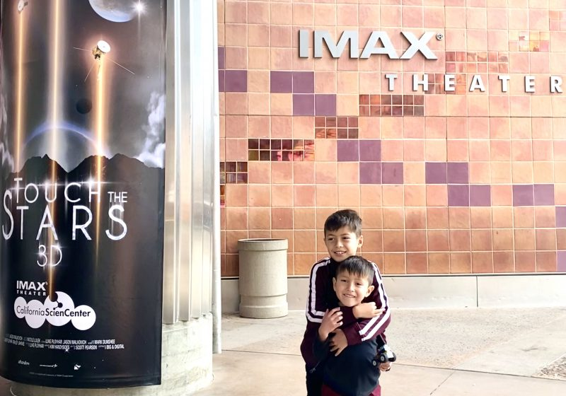 Touch the Stars 3D in IMAX