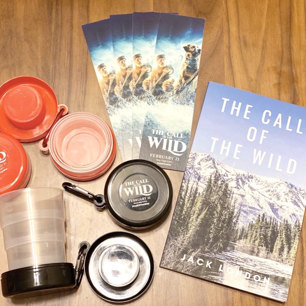The Call of The Wild Giveaway