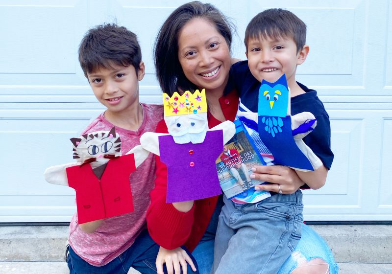 A Beautiful Day in the Neighborhood : Family Craft