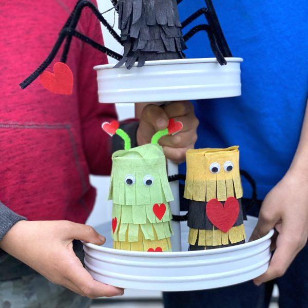Mini LOVE Bug Piñatas