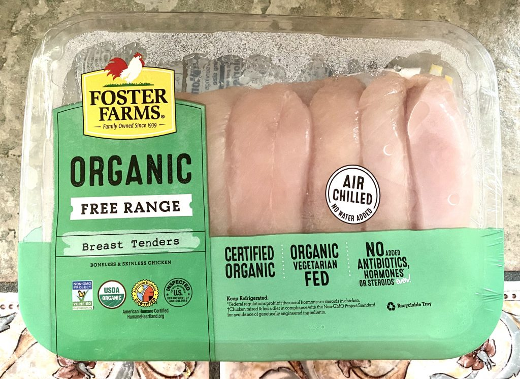Foster Farms Air Chilled Chicken