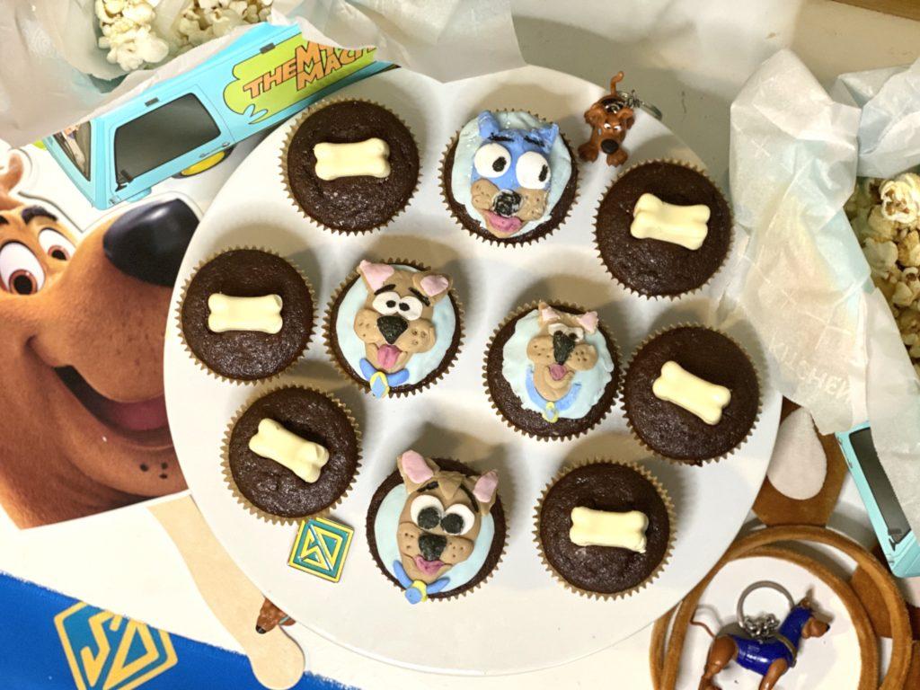 Scoob Cupcakes