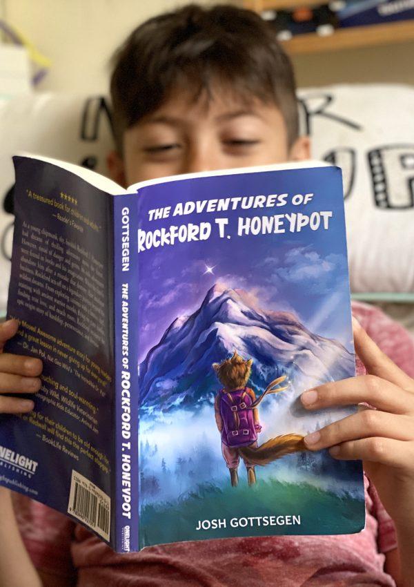 The Adventures of Rockford T. Honeypot