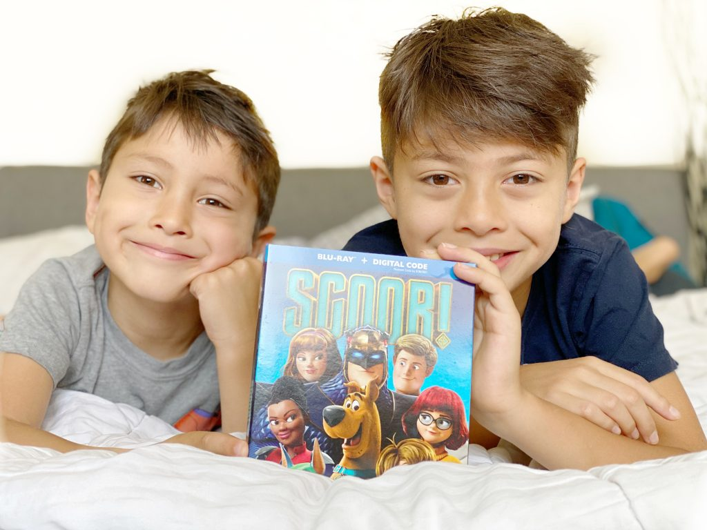 SCOOB Movie giveaway
