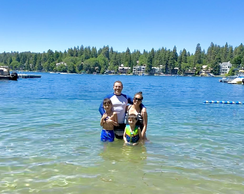 Lake Arrowhead Family Getaway