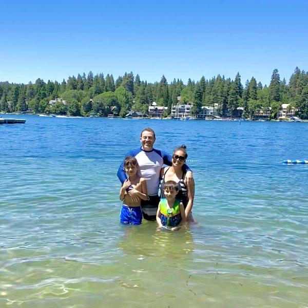 Lake Arrowhead Family Getaway