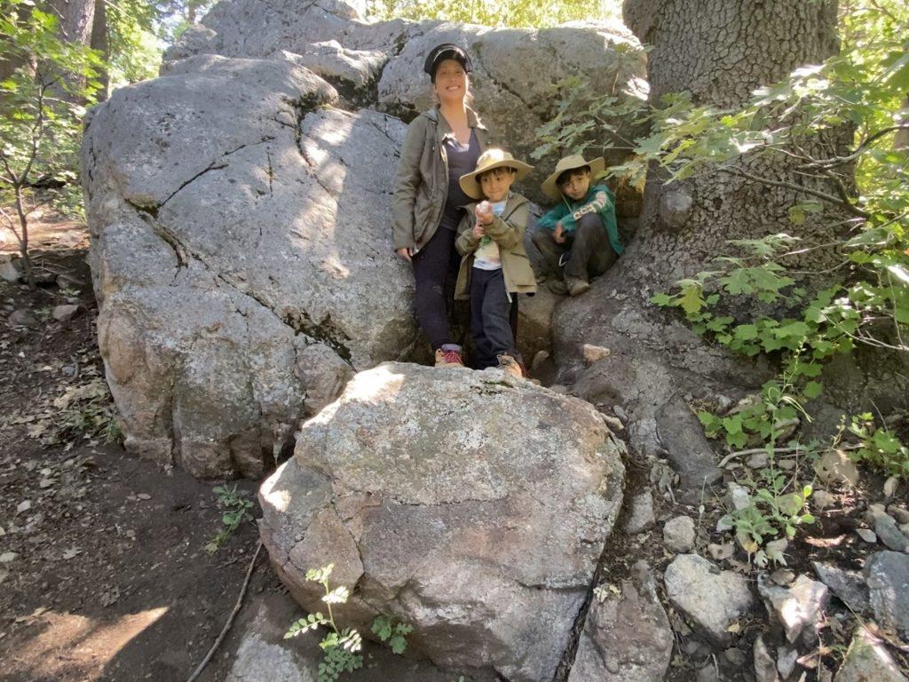 Heaps Peak Arboretum