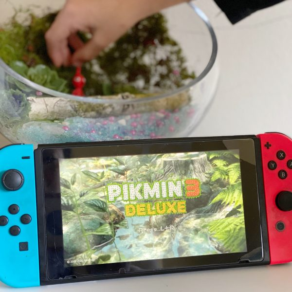 Pikmin 3 Deluxe on Nintendo Switch