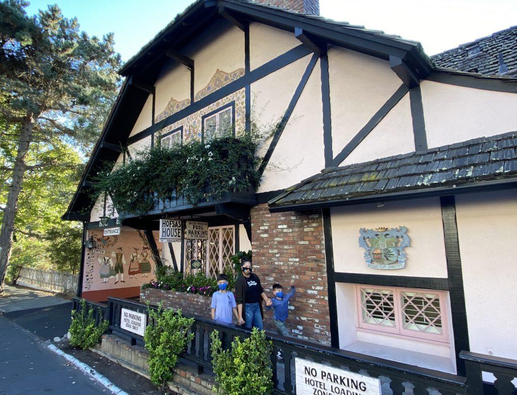 Hofsas House Hotel in Carmel