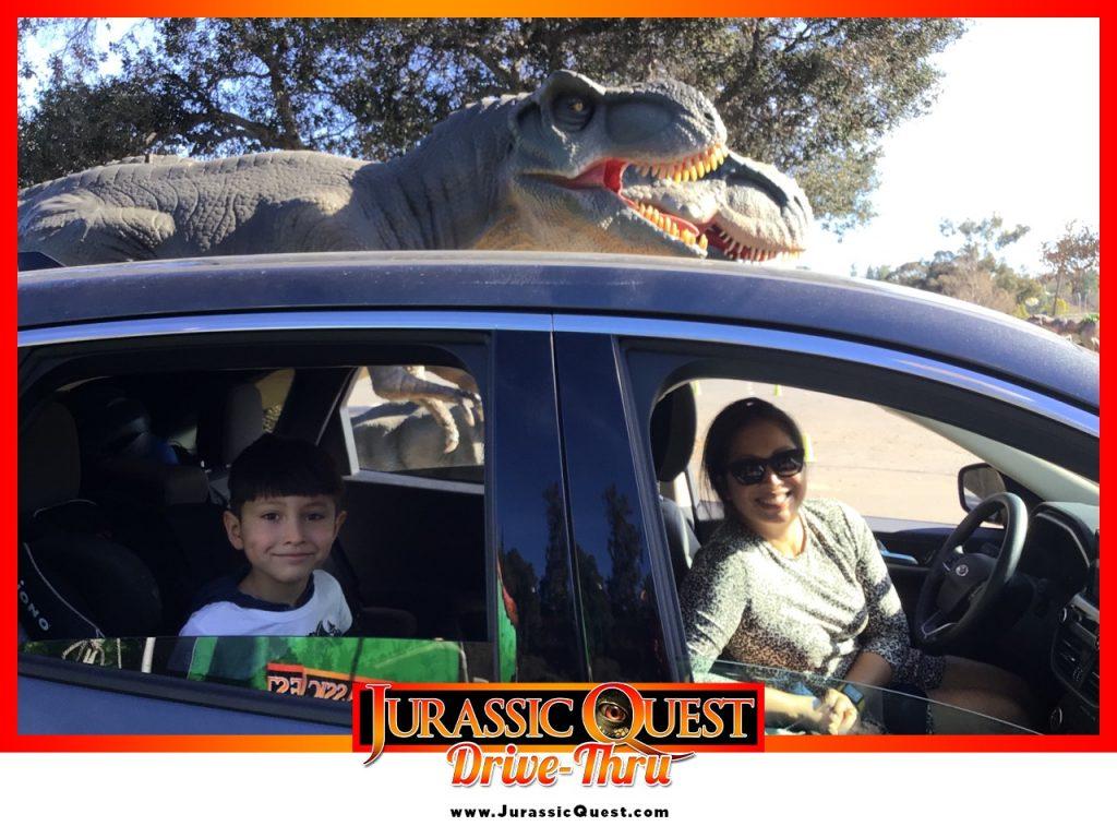 Jurassic Quest Photo Op